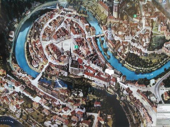 Historic Center of Cesky Krumlov: Krumlov