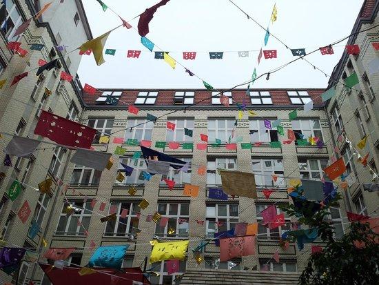 Michelberger Hotel: creation