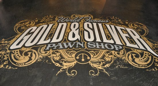 Gold & Silver Pawn Shop : Logo