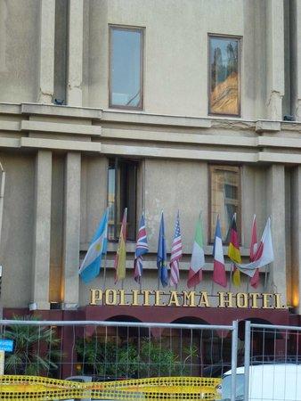 Politeama Palace Hotel : buena presencia!