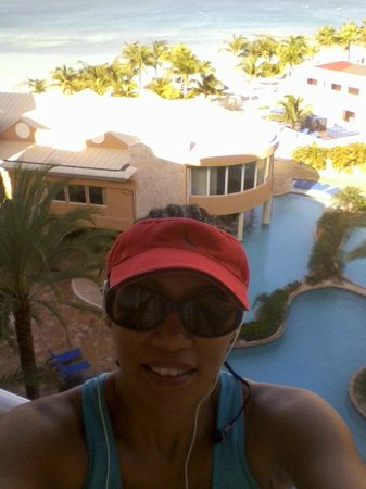 Divi Aruba Phoenix Beach Resort : Balcony view