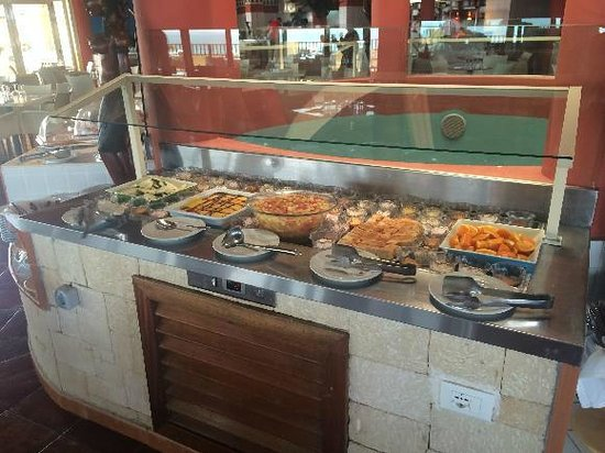 Royal Horizons Boa Vista : part of sweets - lunch time