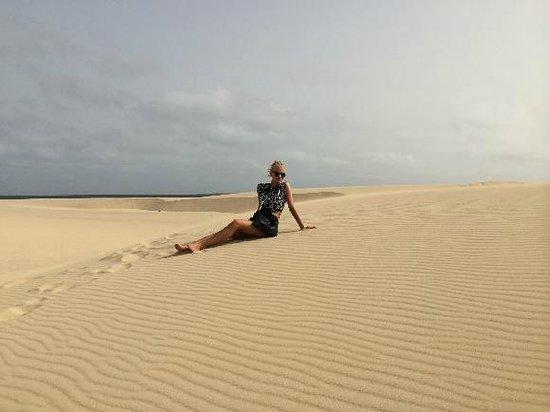 Royal Horizons Boa Vista : sand dunes