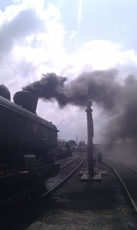 Didcot Railway Centre: Steaming up 3650