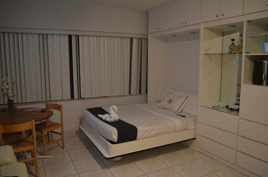 The New Casablanca on the Ocean Hotel: Room