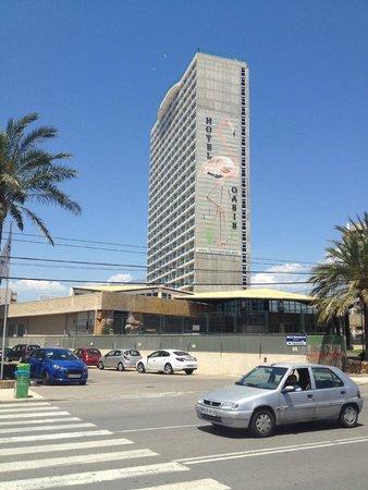 Hotel Flamingo Oasis: outside