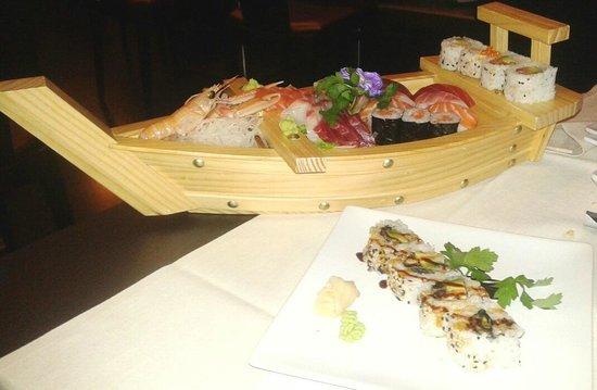 Mode Sushi : Ura Unagi