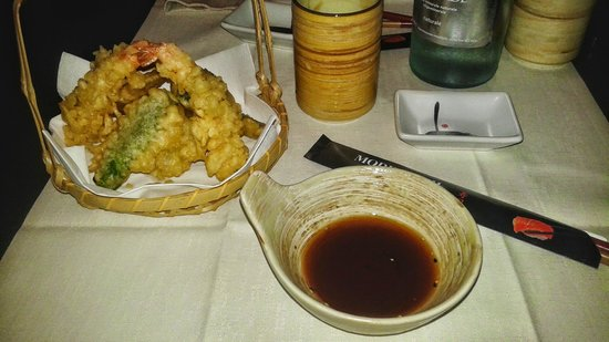 Mode Sushi : Tempura Moriawase