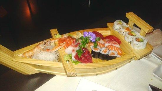 Mode Sushi : Menù Funamori