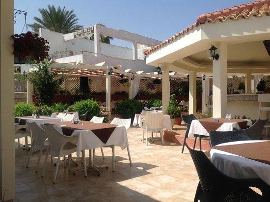 Terrazza Restaurant: ресторан Terrazza