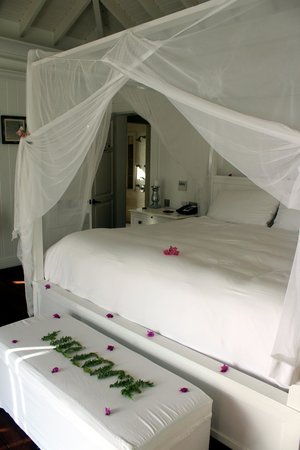 Sugar Beach, A Viceroy Resort: Bedroom