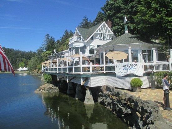 Roche Harbor Resort : Pub