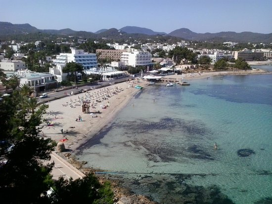 Intertur Hotel Hawaii Ibiza: view from balcony
