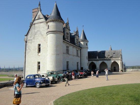 Château d'Amboise : O Túmulo de Da Vinci.