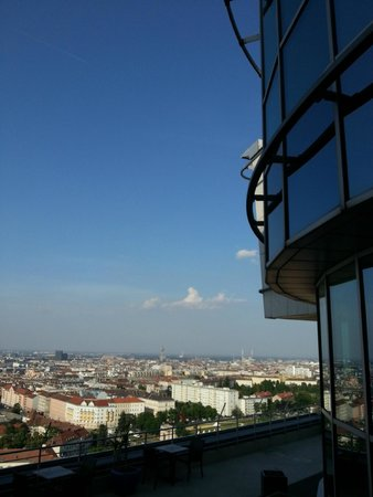 dasTURM: View - Bar Lounge