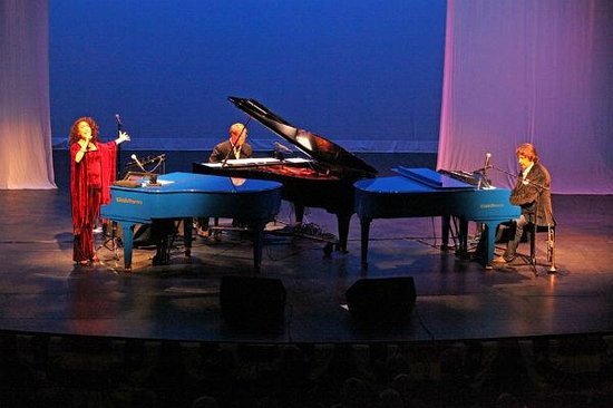 Raue Center for the Arts: Melissa Manchester Danny Wright and Kurt Bestor Concert