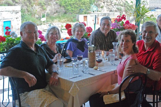 il Barcaiolo: dining at the best