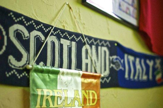 Chaplin's Pub : Scotland!