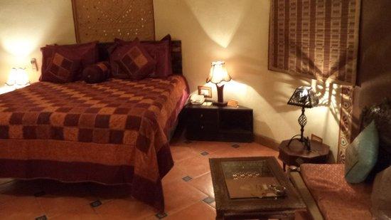 Chokhi Dhani Resort: Двухместный номер (бунгало)