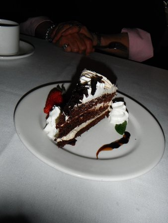 Legislative Dining Room Dessert
