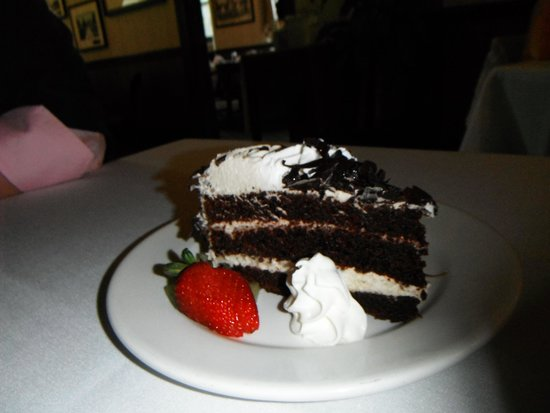 Legislative Dining Room Cake