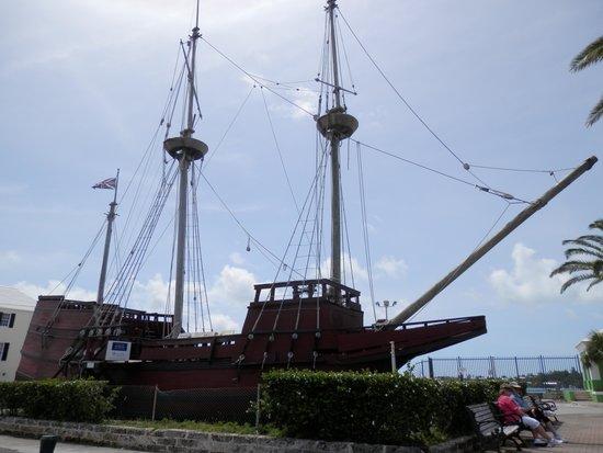 Ordnance Island : The Deliverance