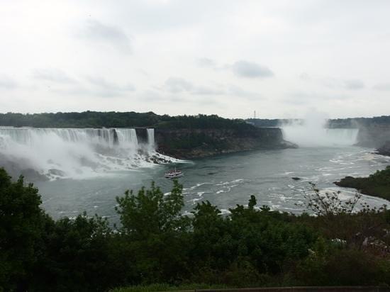 Niagara Falls: veritable merveille de la nature