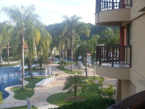 Promenade Angra dos Reis: Vista linda do apartamento.
