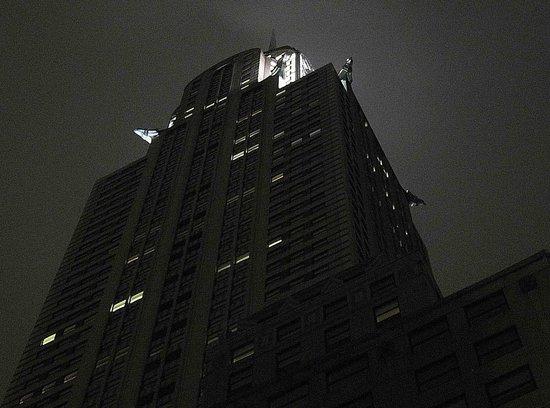 Chrysler Building : почти из Бэтмэна :)