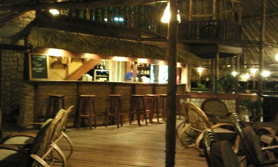 Antsanitia Resort : côté bar