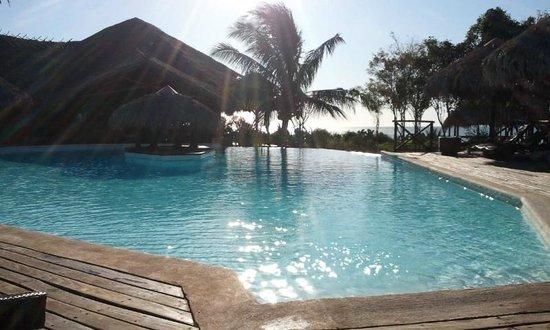 Antsanitia Resort : vue depuis le transat