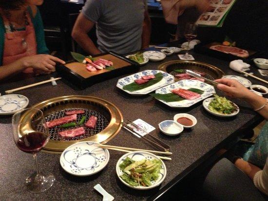 Rokkasen: Carne grigliata!