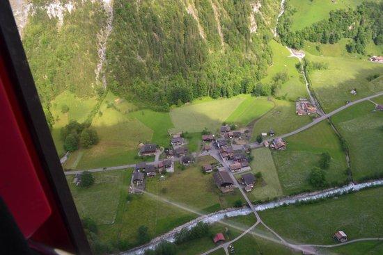 Schilthorn: descenso en telesfèrico