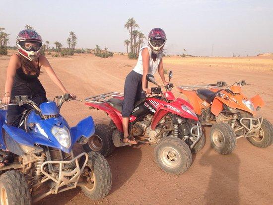 Maroc Quad Passion: Cc