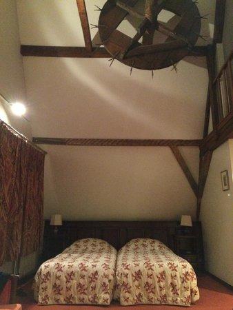 Hotel Residentie Elzenveld: Кровать