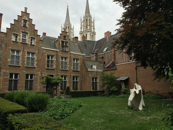 Hotel Residentie Elzenveld: Антураж впечатляет!