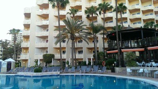 IFA Dunamar Hotel : Basen