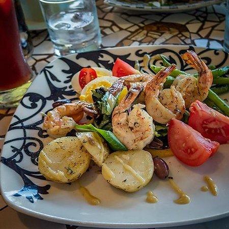 Blackfriars: Nicoise Salad