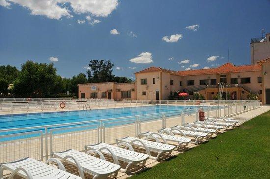 Hotel Regio: Het zwembad