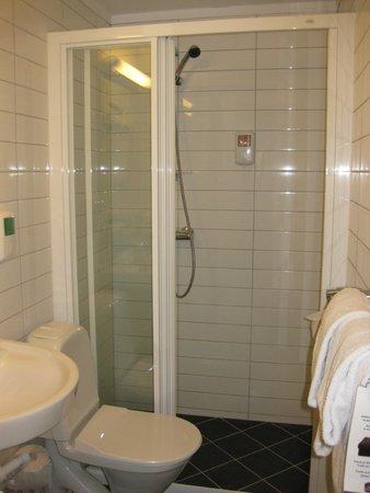 Best Western Plus Hotell Hordaheimen: Baño