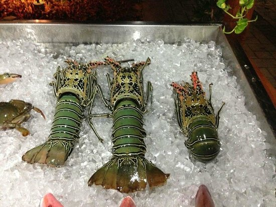 INTERCONTINENTAL Bali Resort: Рестораны