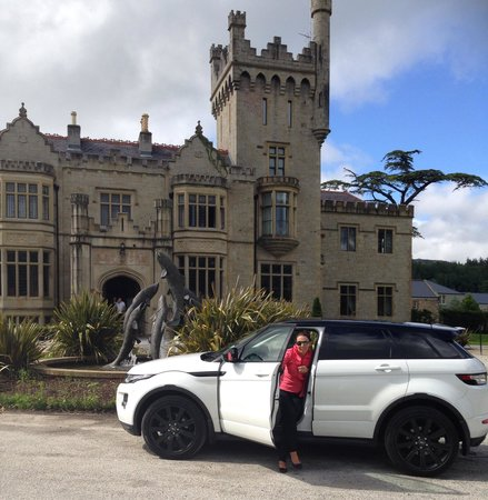 Lough Eske Castle, a Solis Hotel & Spa: Arriving at my home from home to an exceptional welcome