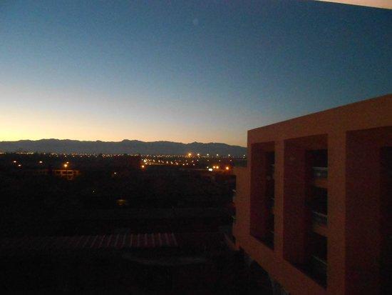 Mogador Express Gueliz : Vista do apartamento