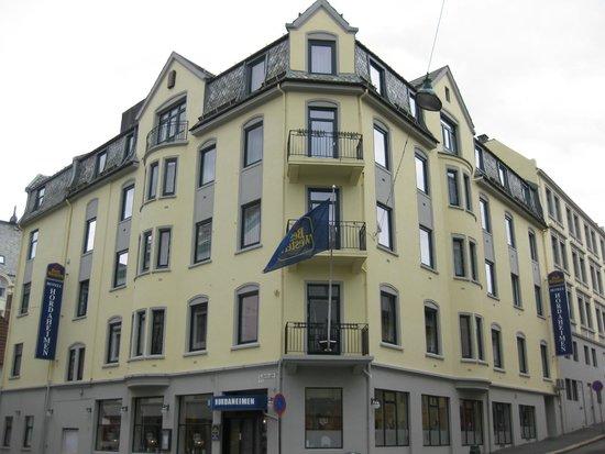 BEST WESTERN PLUS Hotell Hordaheimen: Hotel