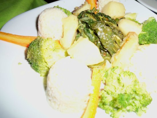 Marmita: Veggies