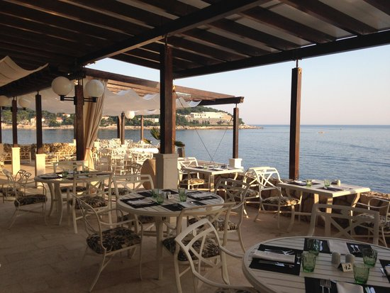 Ariston Hotel: Mediterannean Restaurant