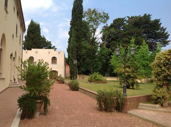 Casciana Terme, إيطاليا: entrata