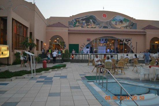 Ali Baba Palace : .