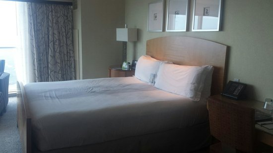 Borgata Hotel Casino & Spa: Bed fiore suite