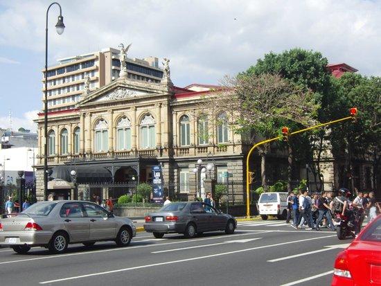 Teatro Nacional Costa Rica: Costa Rica National Theater